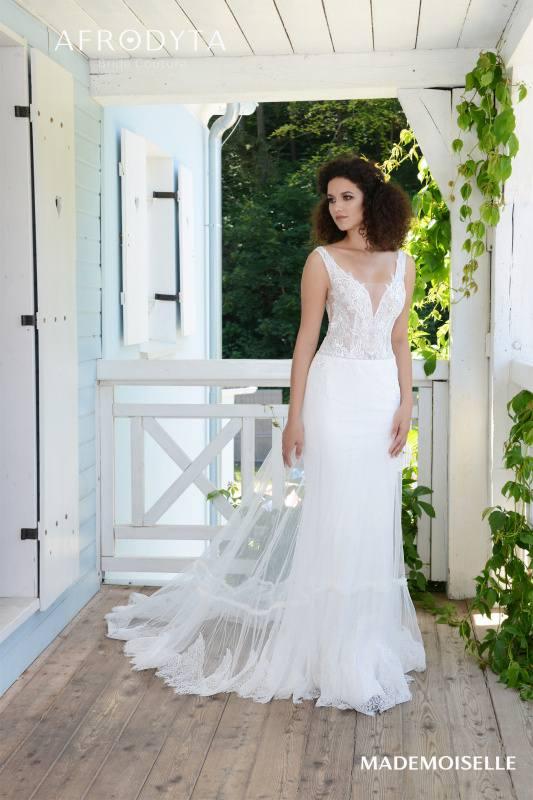 Afrodyta Suknie ślubne Z Kolekcji Elope 2019